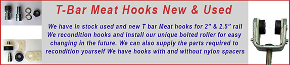 T-Bar meat Hook Repair